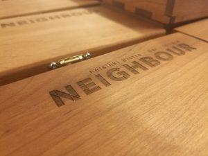 Laskutus rasia Neighbour Bistro