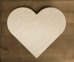 Sydän -konvehtirasia